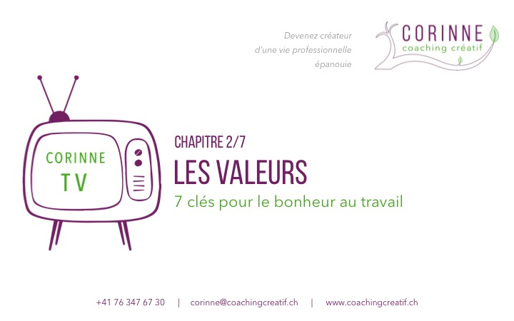 You are currently viewing Les valeurs – 2/7